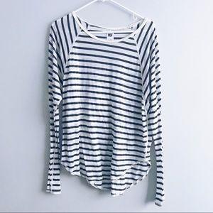 NSF Basic Striped Long Sleeve